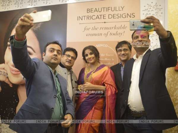 Vidya Balan at Gurgaon event