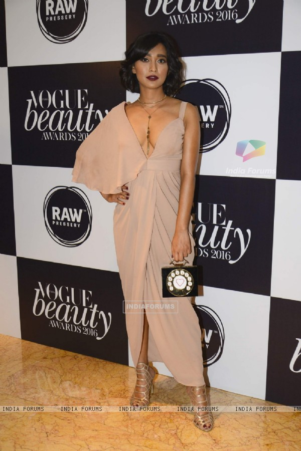 Sayani Gupta at Vogue Beauty Awards 2016