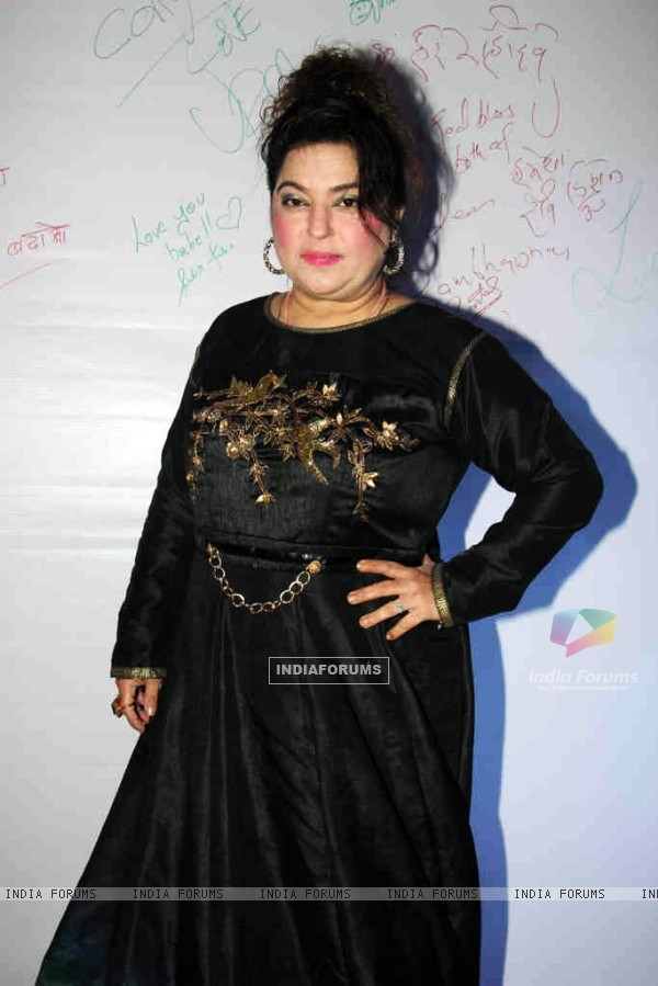 Dolly Bindra at Post wedding celebrations of Sambhavna & Avinash at Bora Bora