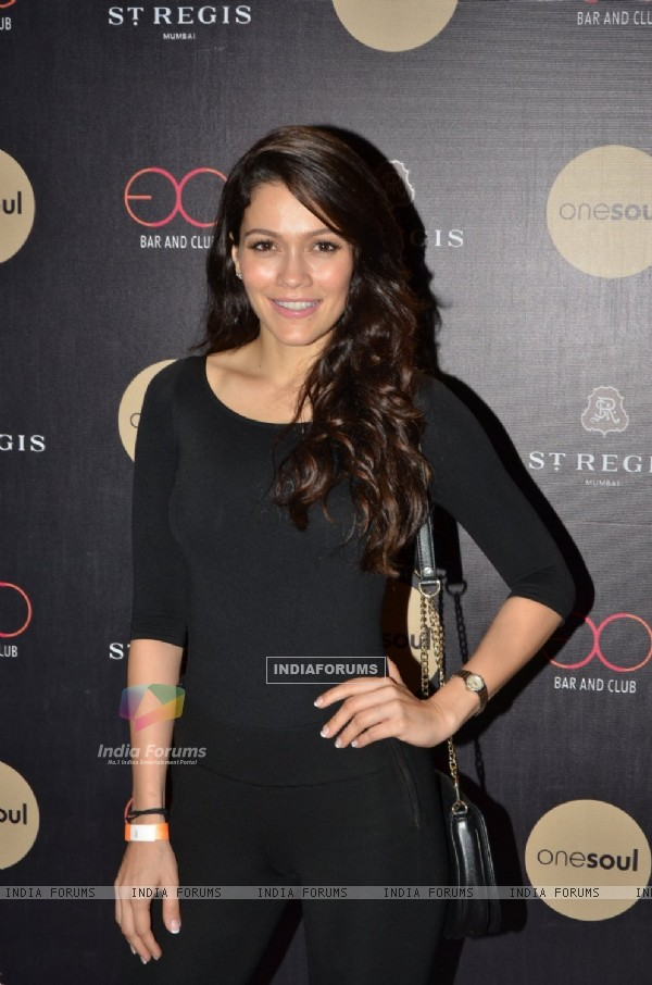 Waluscha de Sousa at Birthday bash of Shamita Singha at St Regis