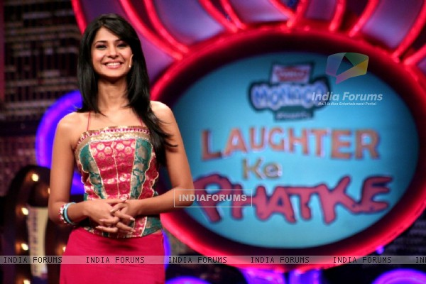 Jennifer Winget in the show Laughter Ke Phatke