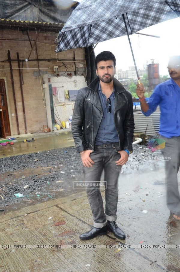Actor Arya Babbar at Mahurat of 'Tera Intezaar'