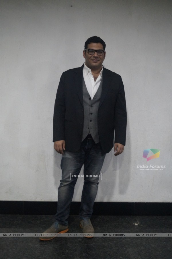 Kayoze Irani Promotes 'THE LEGEND OF MICHAEL MISHRA'