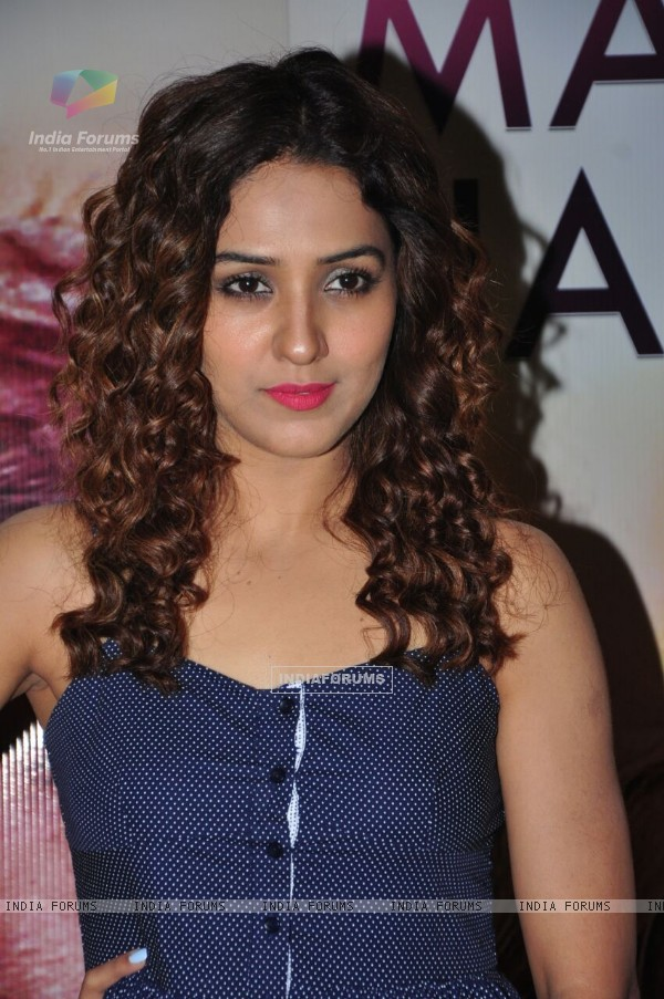 Neeti Mohan at Launch of music video 'Pyar Manga Hai'