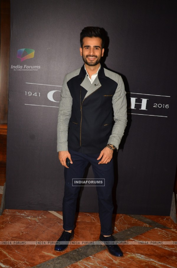 Karan Tacker at Launch of COACH In India