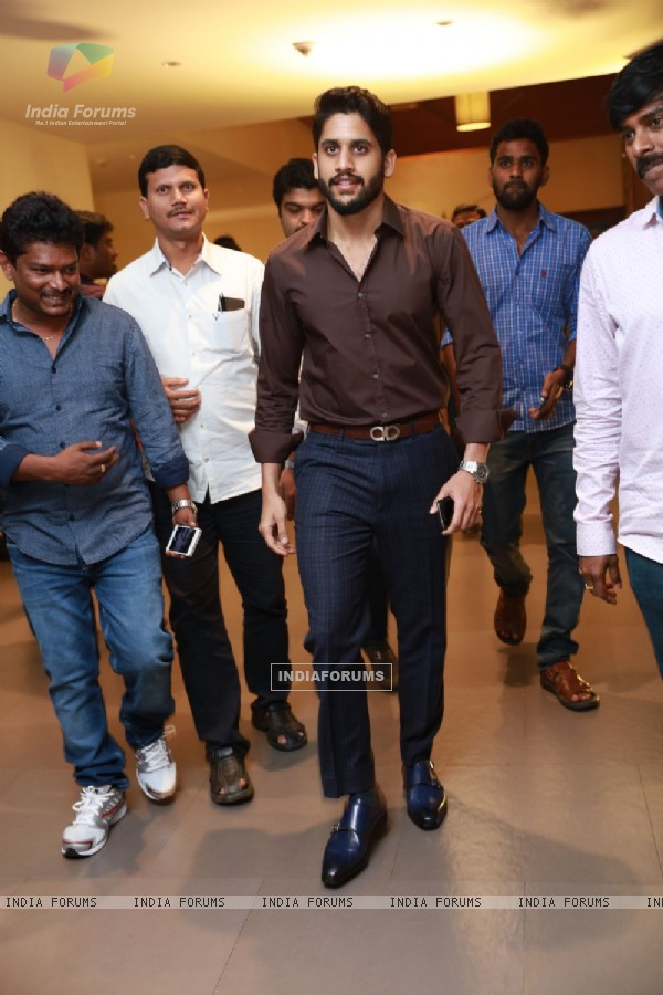 Naga Chaitanya at Krish-Ramya's Wedding Reception