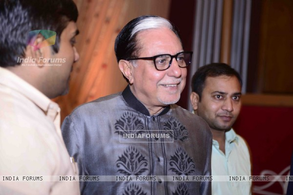 Dr. Subhash Chandra Goel at Babul Supriyo's wedding