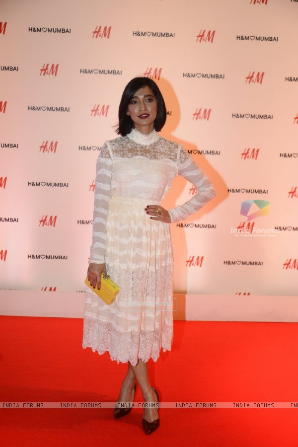 Sayani Gupta at Launch of Hennes and Mauritz store in Mumbai