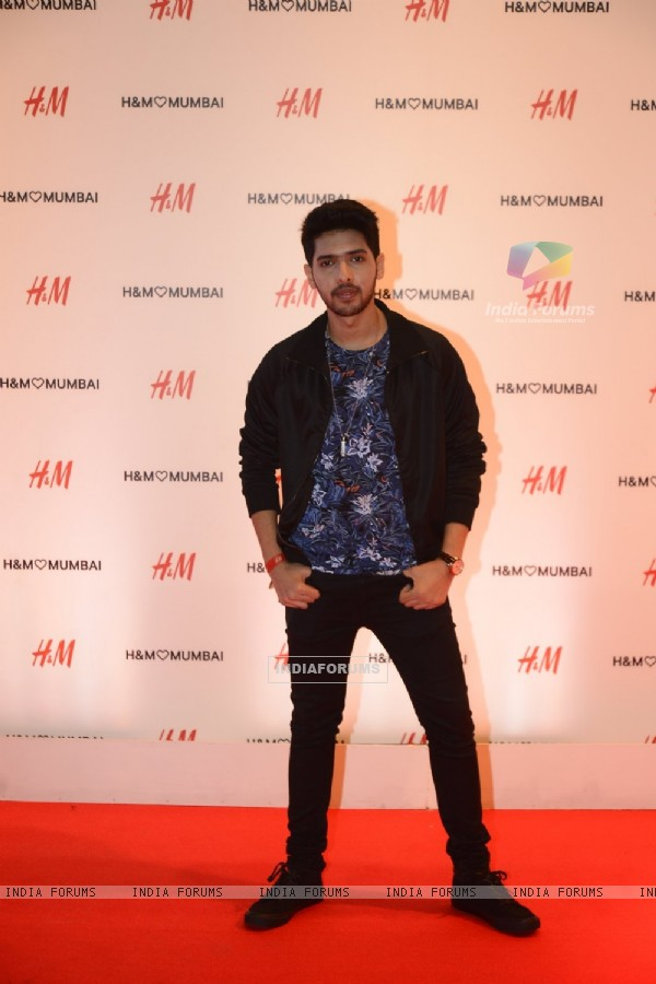 Celeb at Launch of Hennes and Mauritz store in Mumbai