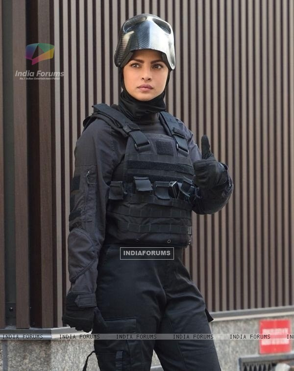 Priyanka Chopra's looks as Alex Parrish in Quantico Season 2