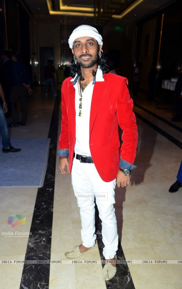 Rituraj Mohanty at Beauty awards 2016!