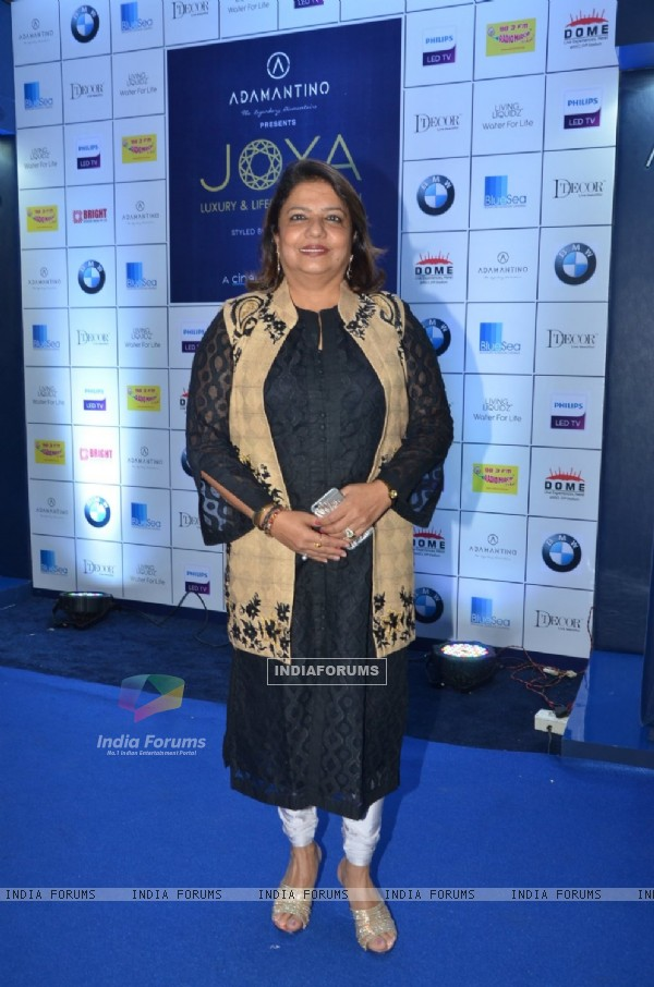 Dr Madhu Chopra at JOYA Exhibition 2016