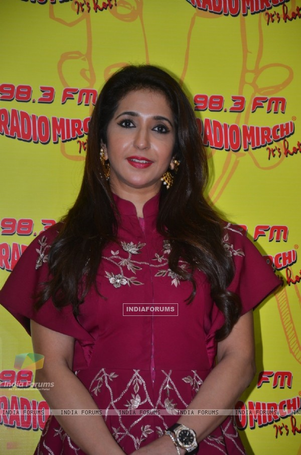 Krishika Lulla at Launch of the song 'Bappa Tu' of film Banjo