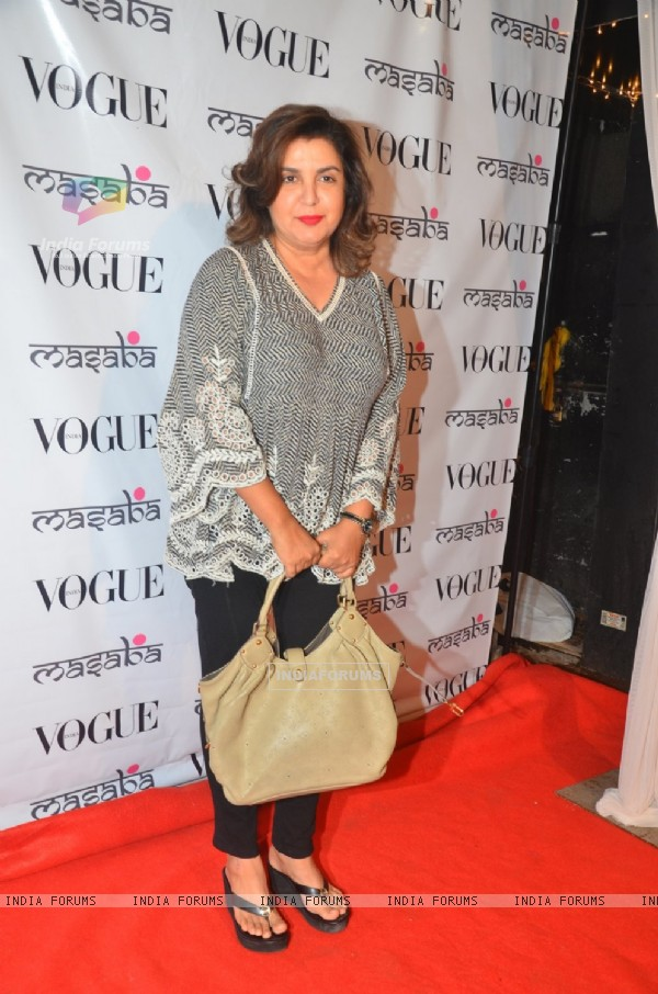 Farah Khan at Launch of Masaba's Store