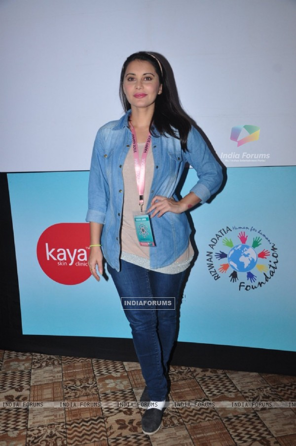 Minissha Lamba at Launch of Pooja Bedi's new venture Happy Soul
