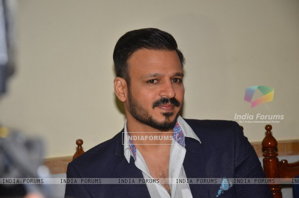 Vivek Oberoi at CINTAA Meeting