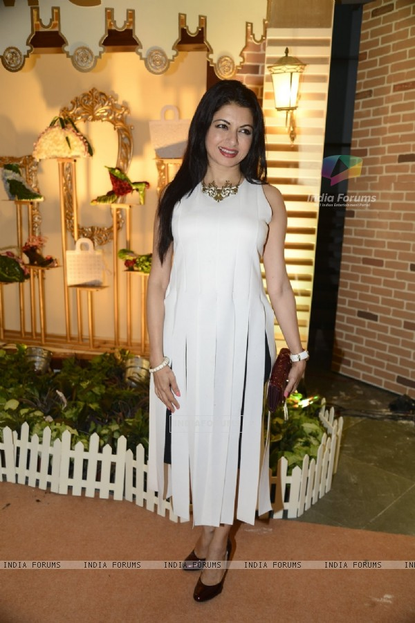 Bhagyashree Patwardhan at IMC Ladies Exhibition 2016