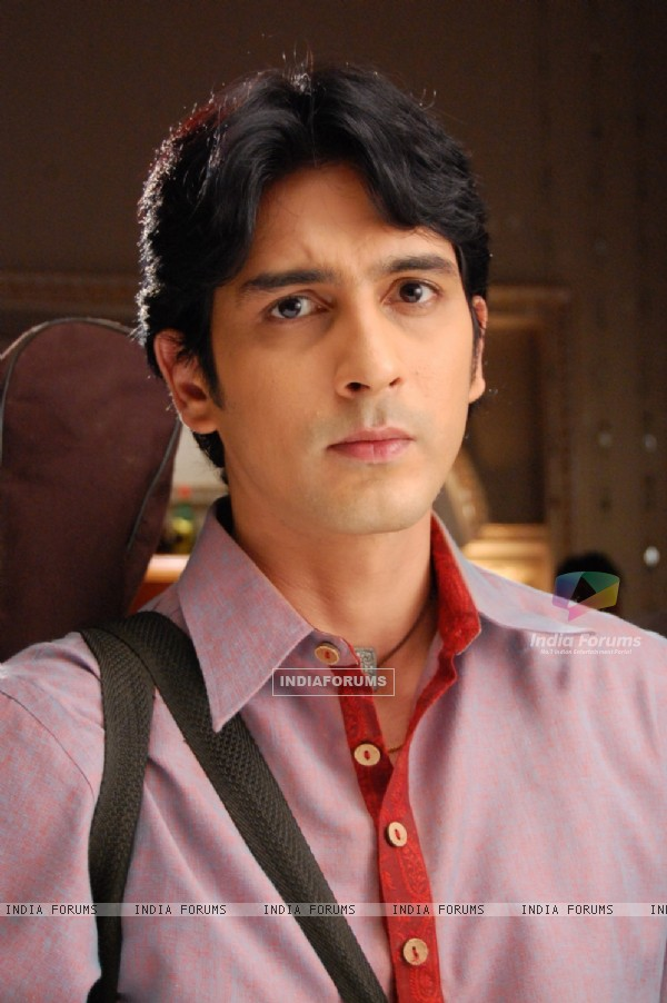 Samir Sharma in the tv show Jyoti