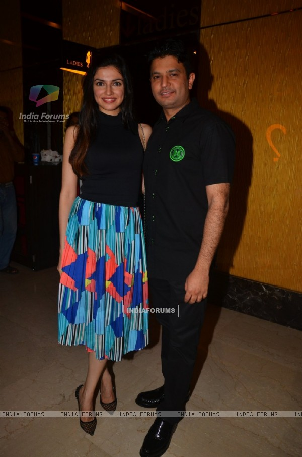Divya Khosla at Special Screening of Film 'A Flying Jatt'