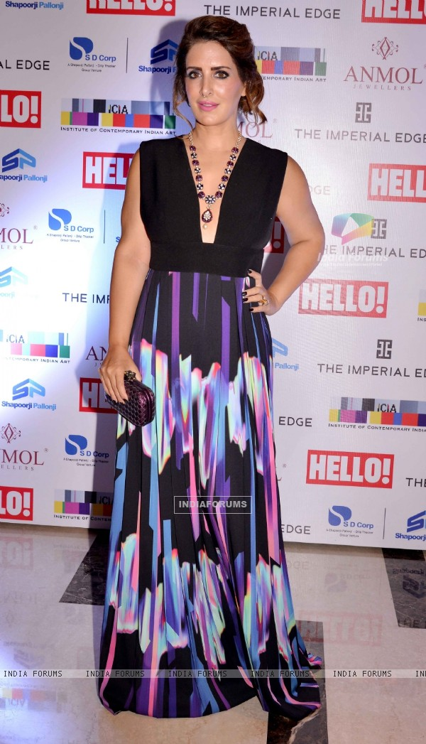 Hello! Brings Fashion and Art under One Roof with Kanika Kapoor