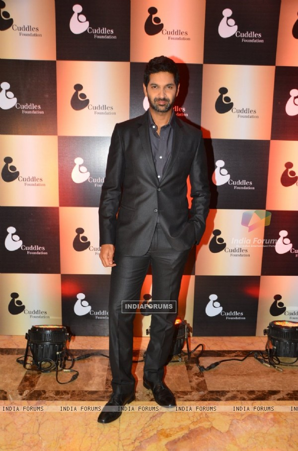 Purab Kohli at Cuddle Foundation Event