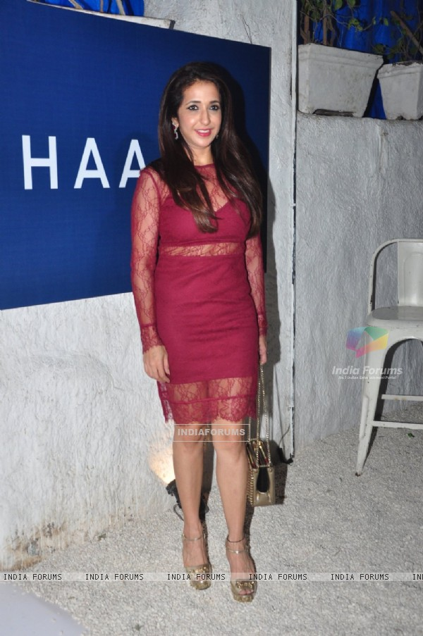 Krishika Lulla at COLE HAAN Event