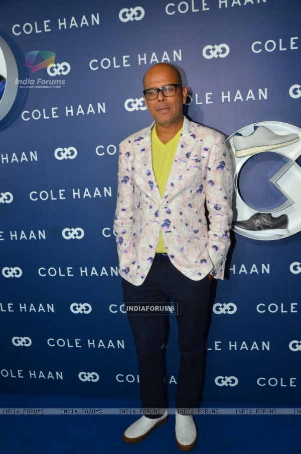 Narendra Kumar at COLE HAAN Event