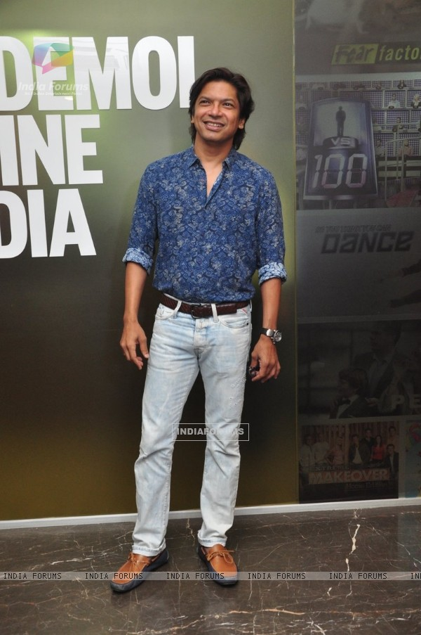 Shaan at Success Bash of 'The Voice India Kids'