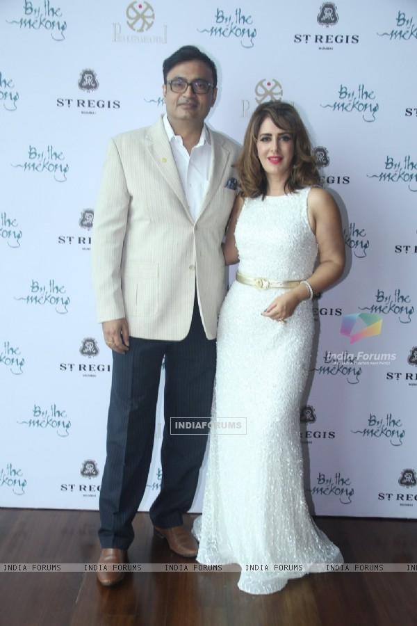 Priya Kataria Puri's get together lunch at 'By The Mekong'