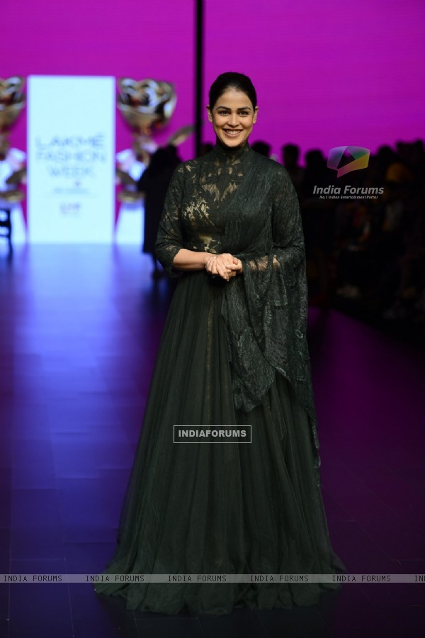 Genelia Dsouza at Lakme Fashion Show 2016 - Day 4
