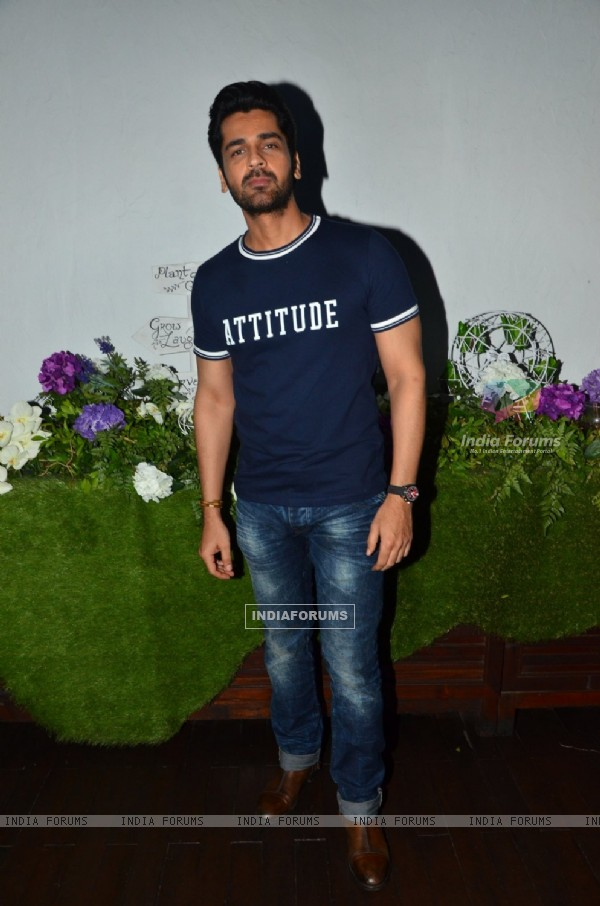 Arjan Bajwa at Shivan Narresh's Bash at Asilo
