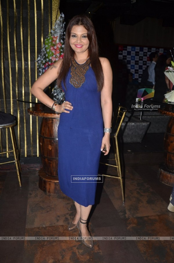 Deepshikha Nagpal at Singer Richa Sharma's Birthday Bash