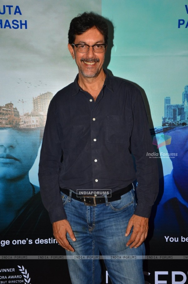 Rajat Kapoor at Special screening of the Film 'Island City'