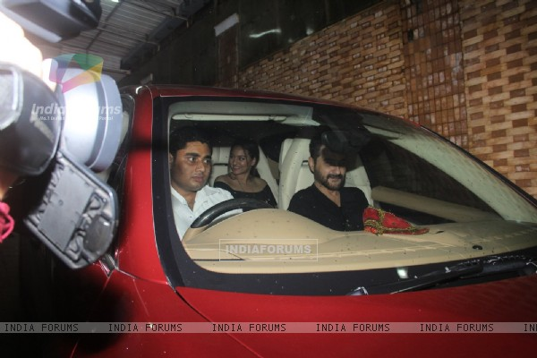 Sonakshi Sinha and Sanjay Kapoor Snapped at Dipti Sandesara's Bash!