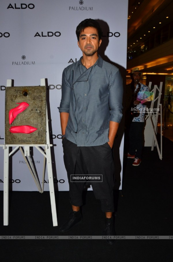 Saqib Saleem at Launch of ALDO's new Collection