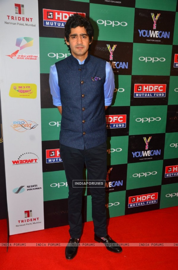 Gaurav Kapoor at Launche of new Clothing line 'YouWeCan'