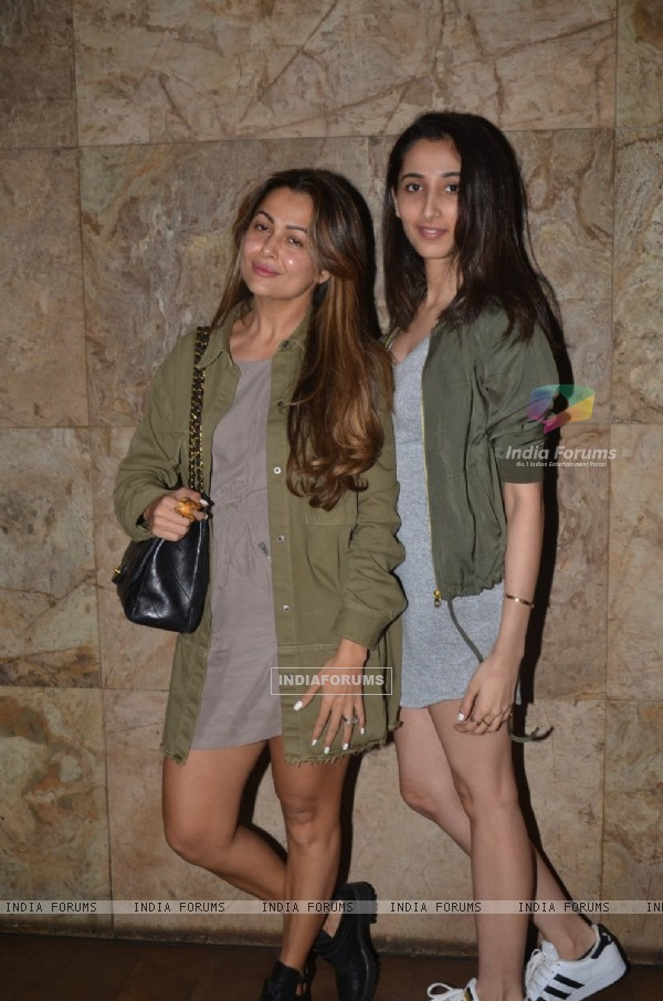 Amrita Arora at Special Screening of 'Freaky Ali'