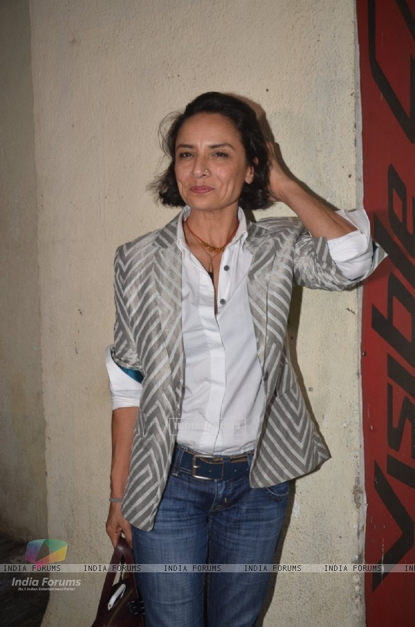 Adhuna Akhtar at Special screening of 'Bar Bar Dekho'