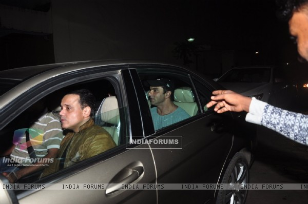 Sohail Khan at Special screening of film 'Freaky Ali'