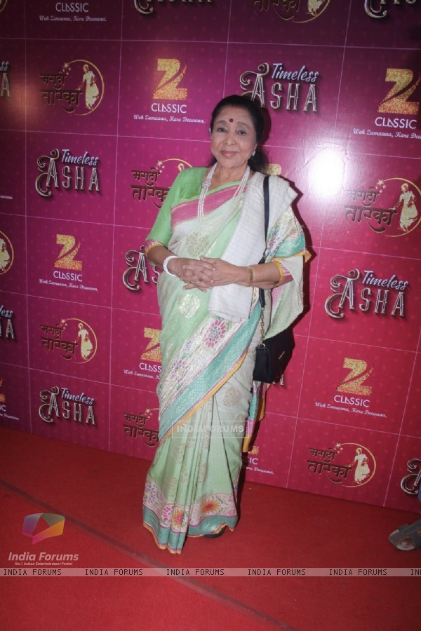 Birthday Bash of Asha Bhosle
