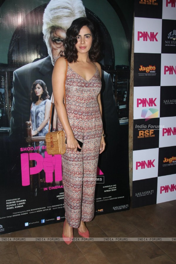 Kirti Kulhari at Special screening of Film 'Pink' at Light Box