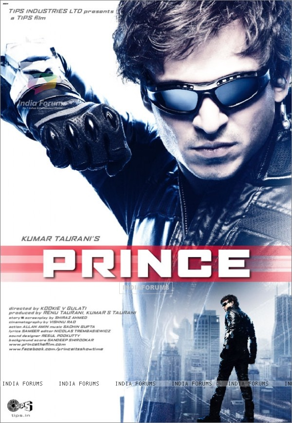 Prince : Posters : Prince movie poster with Vivek Oberoi ...