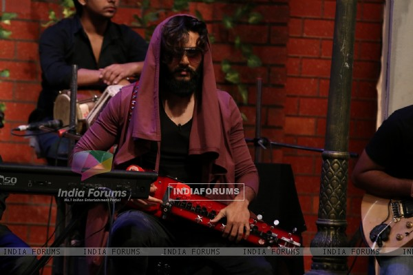 Riteish Deshmukh at Promotion of 'Banjo' on Sets of The Kapil Sharma Show