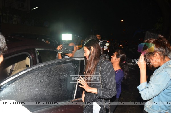 Athiya Shetty Snapped at Kemps Korner