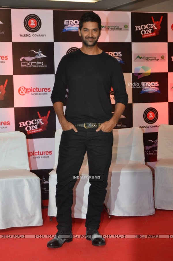 Purab Kohli at Music Launch of 'Rock On 2'