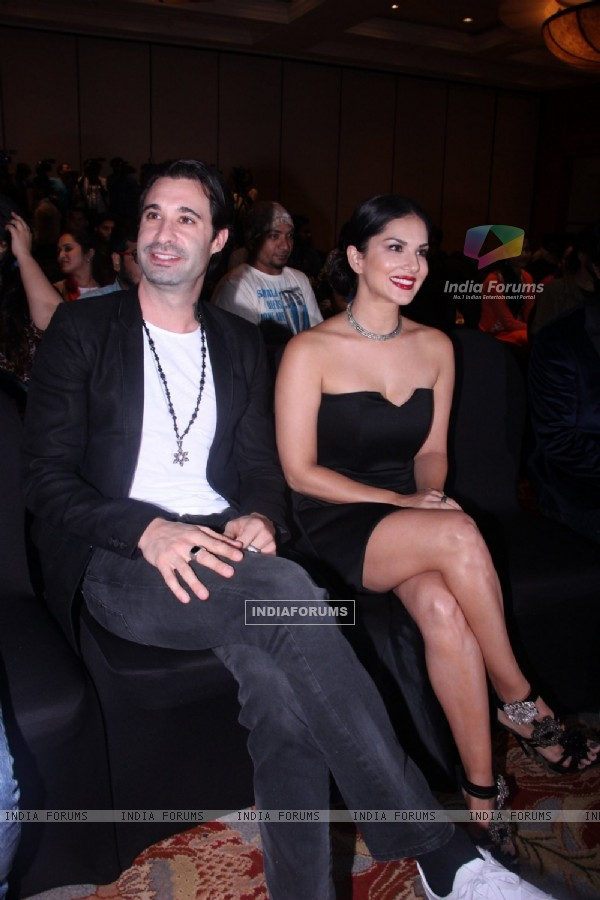 Sunny Leone at Music launch of film 'Fuddu'