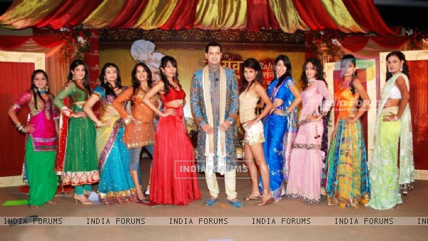 Still from the show Rahul Dulhaniya Le Jaayega (Swayamvar Season 2)