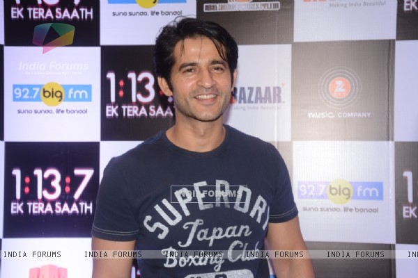 Hiten Tejwani at Trailer and Music launch of film 'Ek Tera saath'