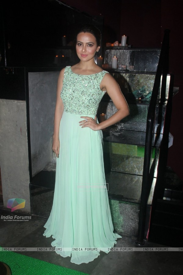 Sana Khan at Masalabar unveils the Marilyn collection at Fashion Wednesdays
