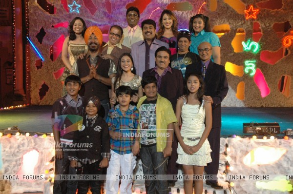 Entire team of Taarak Mehta ka Ooltah Chashmah
